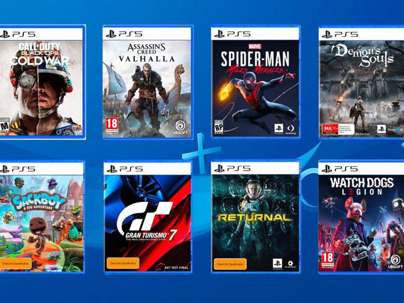 نصب 6الا10 بازی برای PS5