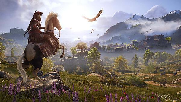 بهترین بازی های پلی 4: Assassin's Creed Odyssey