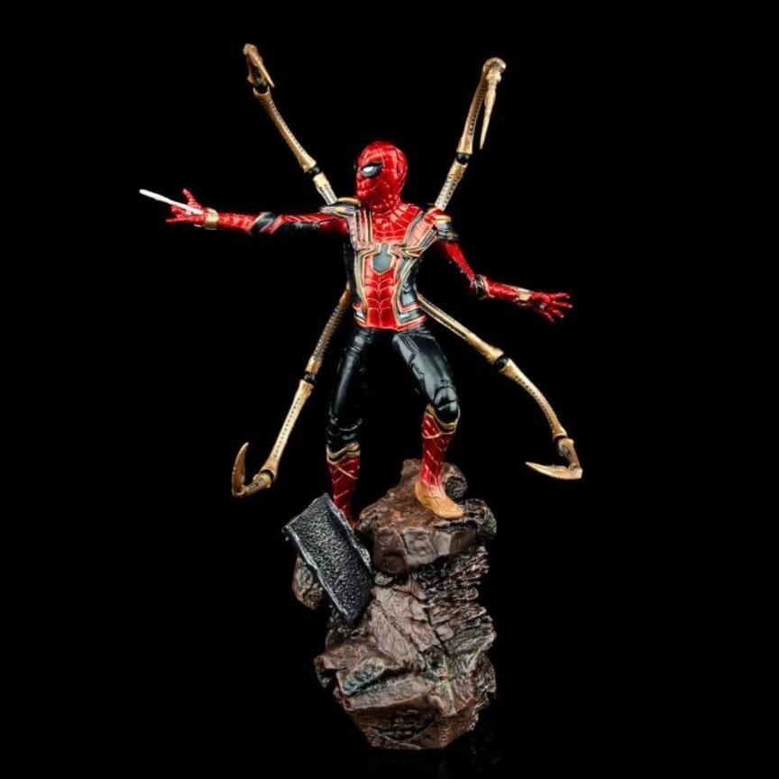 اکشن فیگور اسپایدرمنIron Spiderman