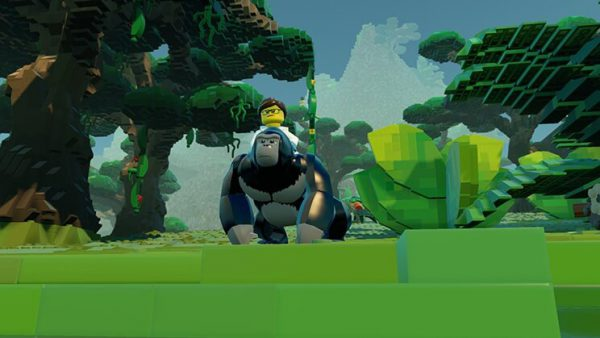 LEGO Worlds برای ps4