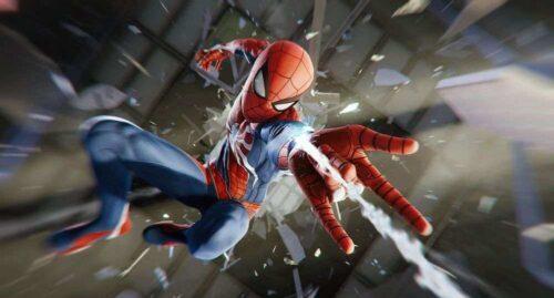 بازی Spider-Man برای ps4
