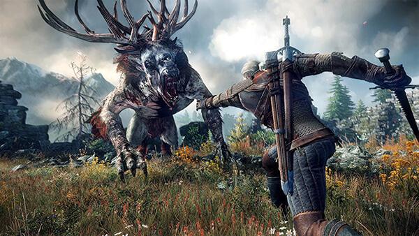 بازی The Witcher 3: Wild Hunt برای ps4