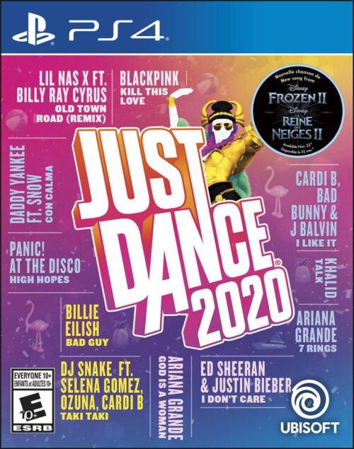 بازی Just Dance برای ps4 دخترانه