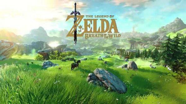 بازی The Legend of Zelda: Breath of the Wild برای نینتندو سوییچ