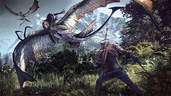 بازی The Witcher 3: Wild Hunt یکی از بهترین بازی های xbox