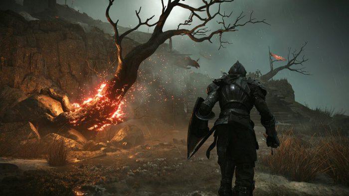 بازی Demon's Souls بهترین بازی ps5
