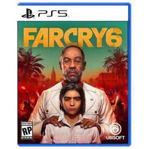 خرید بازی Far Cry 6 برای PS5 - ps5 پی اس استار | خرید