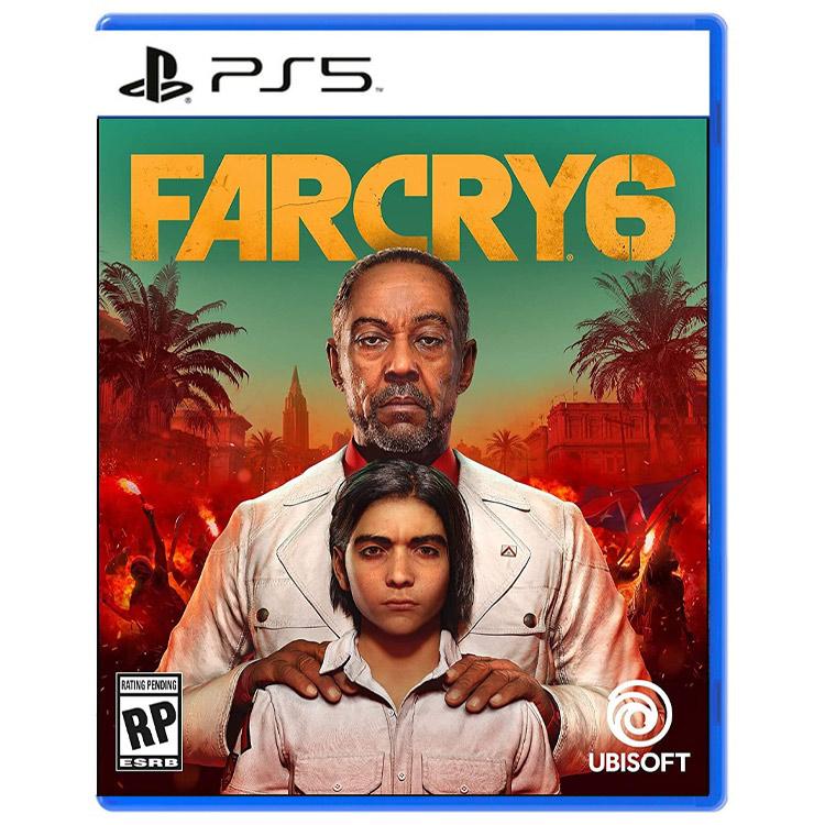 خرید بازی Far Cry 6 برای PS5 - ps5 پی اس استار   خرید