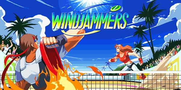 بازی Windjammers هیچان انگیز برای نینتندو