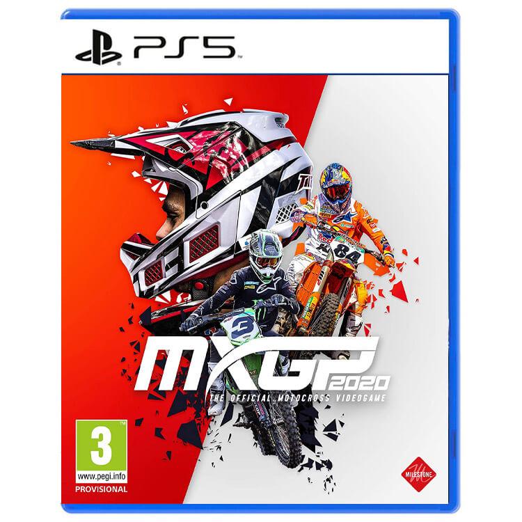 خرید بازی MXGP 2020 برای ps5