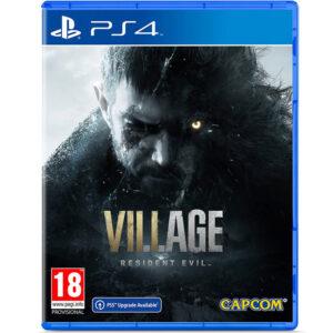 خرید بازی Resident Evil Village برای PS4