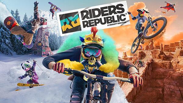 بازی ورزشی Riders Republic