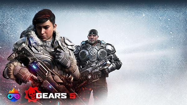 بازی فوق العاده Gears 5 برای ایکس باکس