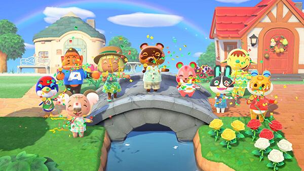 بازی Animal Crossing: New Horizons یکی از بهترین ها