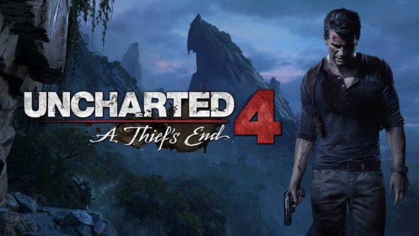 بازی Uncharted 4: A Thief's End برای پلی استیشن 4