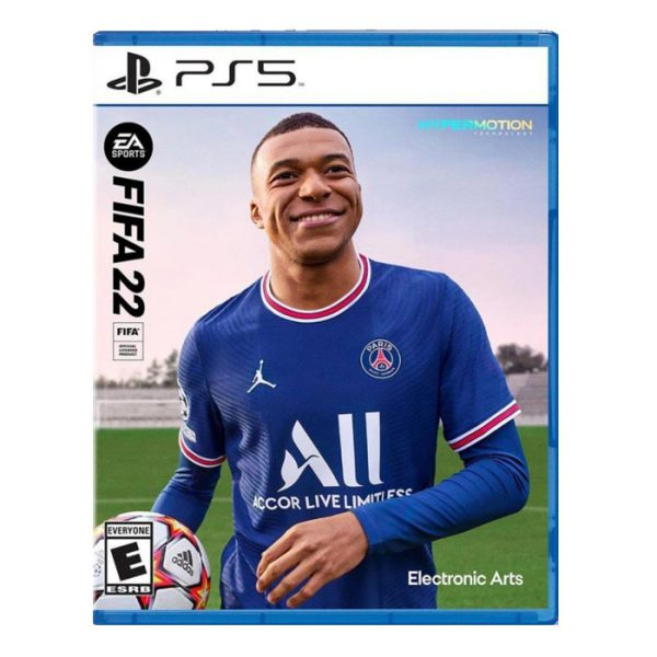 خرید بازی فیفا 22 برای PS5