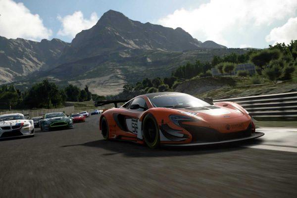 بازی GT Sport انحصاری برای پی اس 4