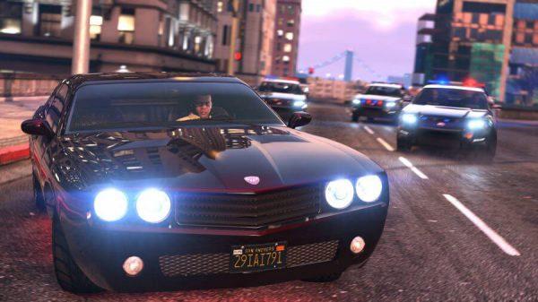 بازی GTA V برای ps4