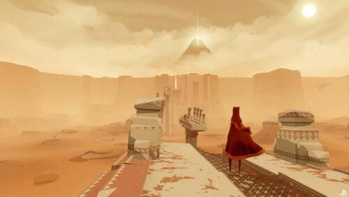 بازی Journey برای ps4