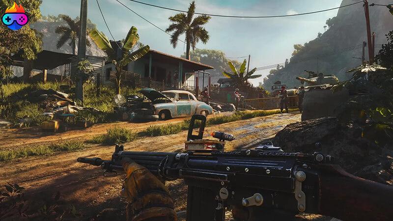 خرید بازی Far Cry 6 برای ps5