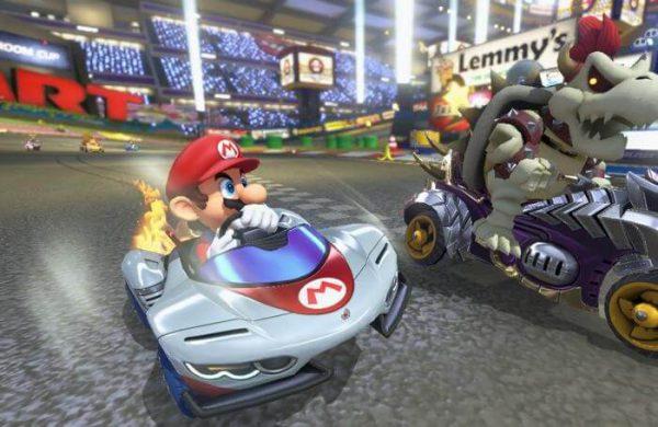 بازی Mario Kart 8 Deluxe یکی از بهترین بازی های نینتندو