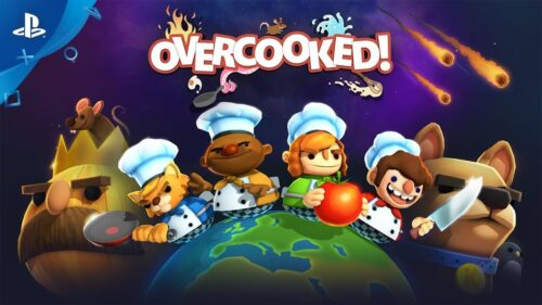 بازی دخترانه Overcooked برای ps4