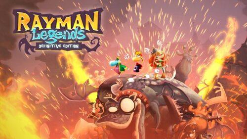 بازی دخترانه Rayman Legends