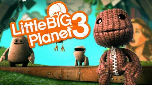 بازی دخترانه Little Big Planet 3 برای ps4