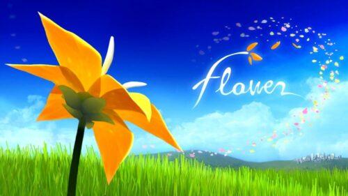 بازی Flower برای ps4