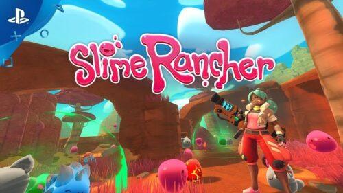 بازی Slime Rancher برای ps4