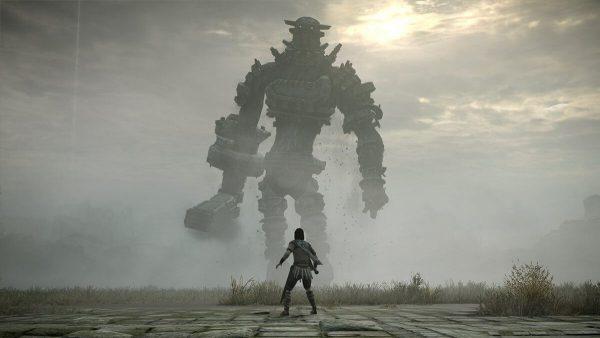 بازی Shadow of the Colossus انحصاری