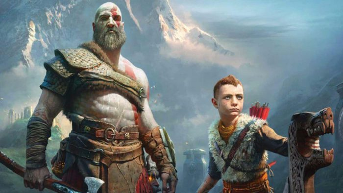 بازی انحصاری God of War 2: Ragnarok برای ps5