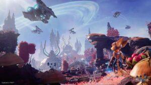 سیاره هایی که درRatchet & Clank:Rift Apart کشف خواهید کرد