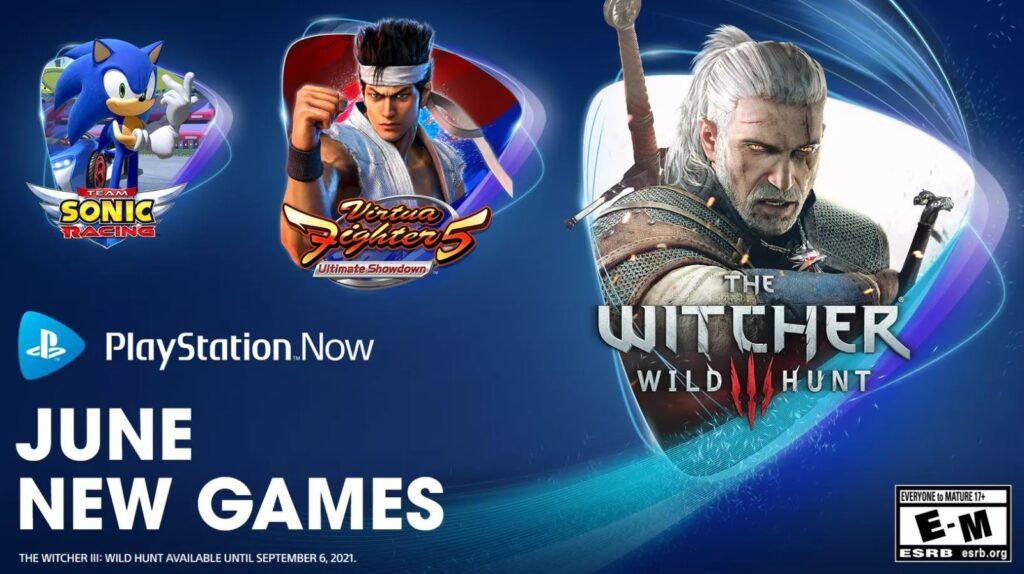 بازی های PlayStation Now برای ماه ژوئن مشخص شدند.