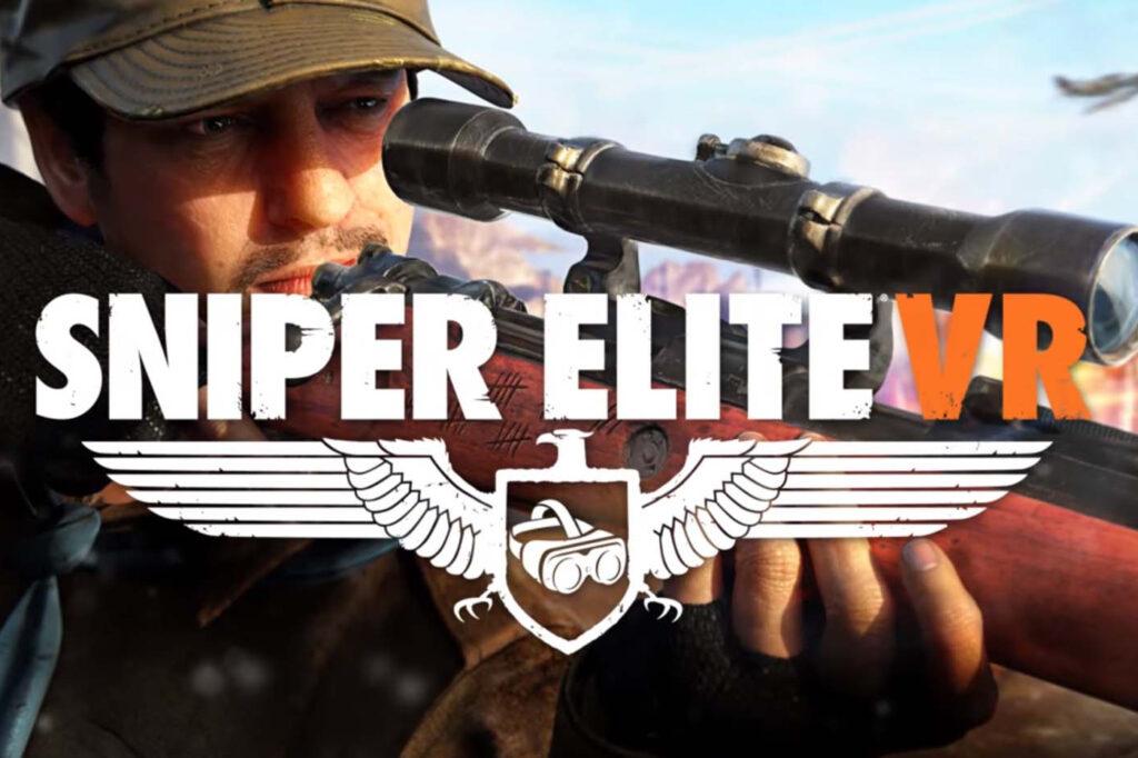 بازی Sniper Elite به VR می آید!