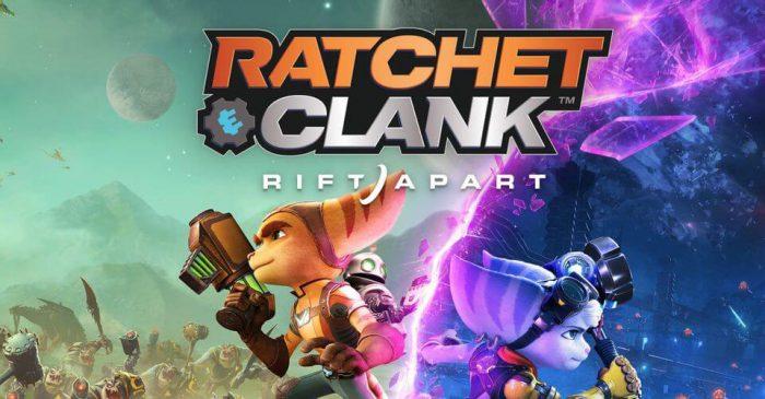 بازی انحصاری Ratchet and Clank: Rift Apart برای ps5