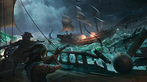 بازی Sea Of Thieves انحصاری برای ایکس باکس