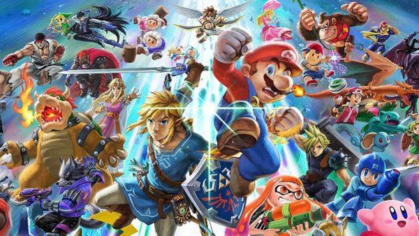 بازی Super Smash Bros Ultimate برای نینتندو