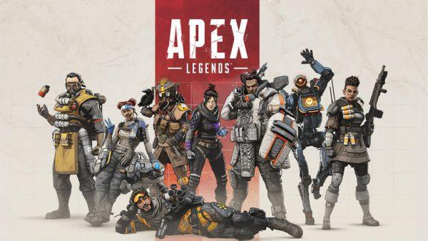 بازی Apex Legends برای ایکس باکس one
