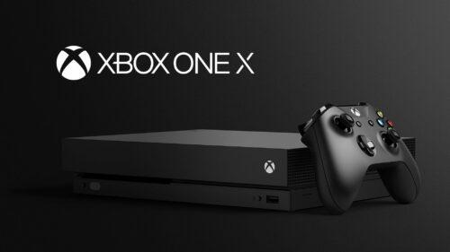 کنسول نسل هشتمی xbox one X